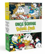 Walt Disney Uncle Scrooge and Donald Duck the Don Rosa Library 7 & 8 (Walt Disney Uncle Scrooge and Donald Duck The Don Rosa Library)
