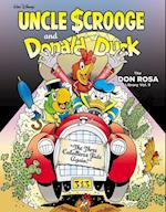 Don Rosa Library 9 - Walt Disney Uncle Scrooge and Donald Duck (Don Rosa Library)