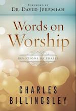 Words on Worship af Charles Billingsley