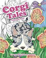 Corgi Tales Coloring Book