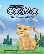 Becoming Cosmo...the Cougar of Byu