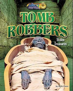Bog, ukendt format Grave Robbers af Ruth Owen
