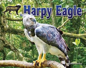 Bog, hardback Harpy Eagle af Ellen Lawrence