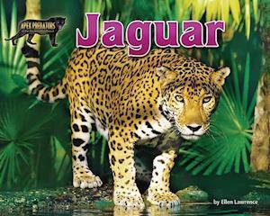 Bog, ukendt format Jaguar af Ellen Lawrence