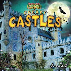 Bog, hardback Creaky Castles af Jessica Rudolph