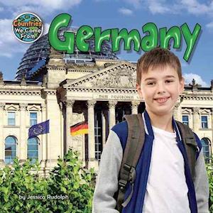 Bog, ukendt format Germany af Jessica Rudolph