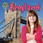 England af Allan Finn