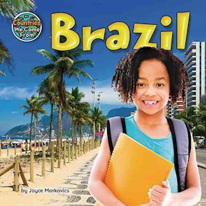 Bog, ukendt format Brazil af Joyce Markovics, Joyce L. Markovics