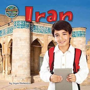 Bog, hardback Iran af Joyce Markovics