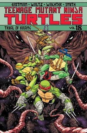 Bog, paperback Teenage Mutant Ninja Turtles 18 af Tom Waltz
