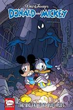 Donald And Mickey The Big Fat Flat Blot Plot