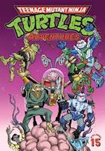 Teenage Mutant Ninja Turtles Adventures 15