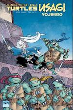 Teenage Mutant Ninja Turtles/Usagi Yojimbo af Stan Sakai