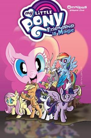 My Little Pony Omnibus Volume 5