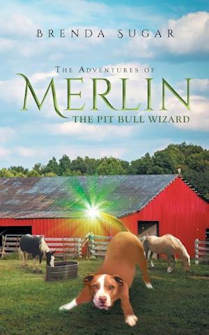 Bog, paperback The Adventures of Merlin the Pit Bull Wizard af Brenda Sugar