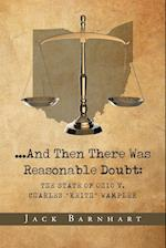 ...And Then There Was Reasonable Doubt: The State of Ohio v. Charles