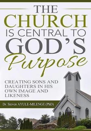 Bog, hardback The Church Is Central to God's Purpose af Steven Ayule-milenge