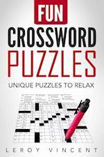 Fun Crossword Puzzles af Leroy Vincent