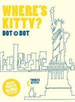 Where's Kitty? Dot-To-Dot