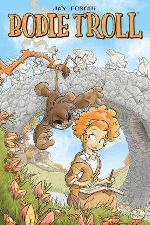Bog, paperback Bodie Troll af Jay Fosgitt