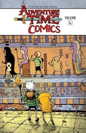 Adventure Time Comics 4
