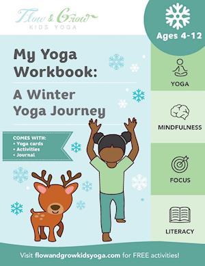 Bog, paperback My Yoga Workbook af Lara E. Hocheiser
