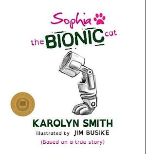 Sophia the Bionic Cat