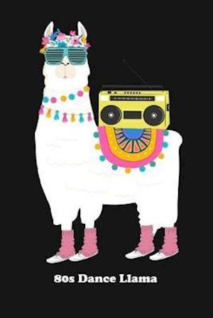 80s Dance Llama