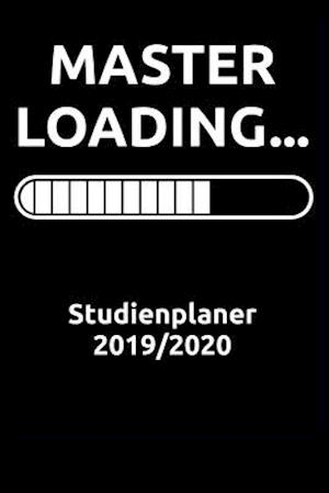 Master Loading... Studienplaner 2019/2020