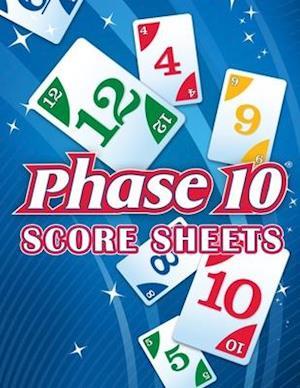 Phase 10 Score Sheets