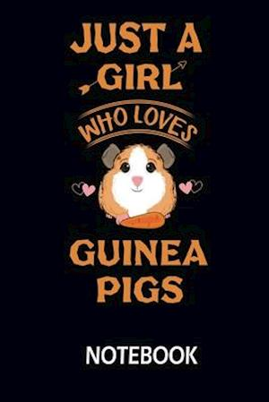Just a Girl Who Loves Guinea Pigs