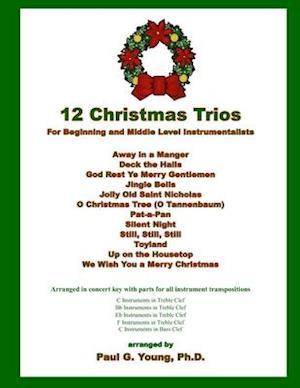 12 Christmas Trios