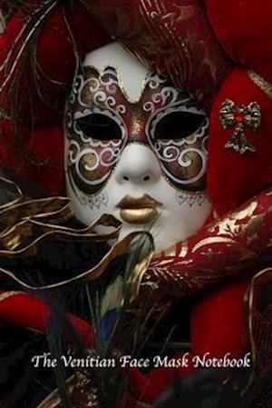 The Venitian Painted Face Mask