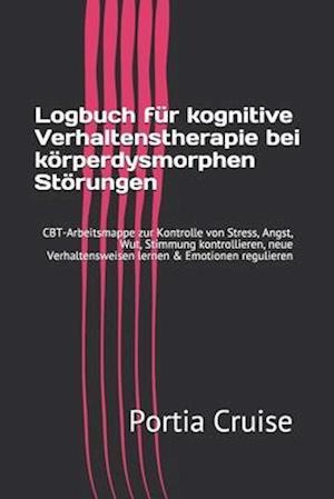 Logbuch für kognitive Verhaltenstherapie bei körperdysmorphen Störungen
