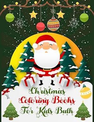 Christmas Coloring Books For Kids Bulk