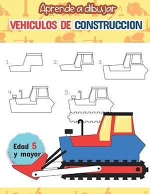 Aprende a dibujar vehiculos de construccion Edad 5 y mayor