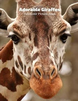 Adorable Giraffes Full-Color Picture Book