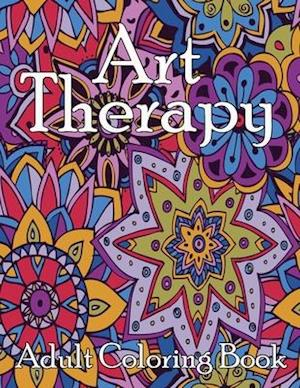 Art Therapy Adult Coloring Book
