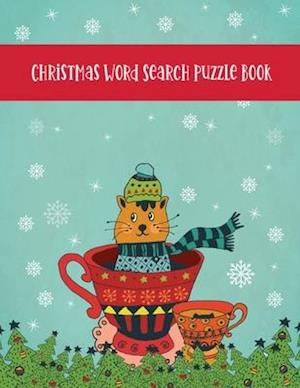 Christmas Word Search Puzzle Book