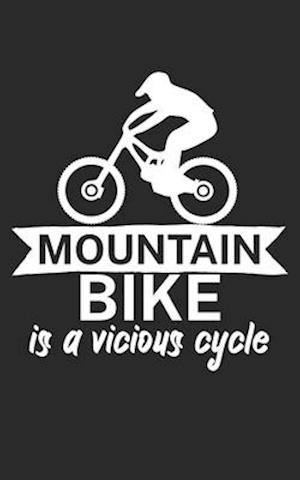 Mountain bike is a vicious cycle