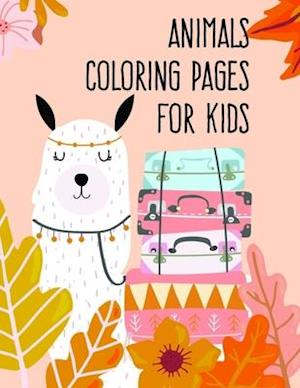 Animals coloring pages for kids