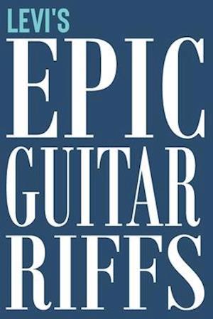 Levi's Epic Guitar Riffs
