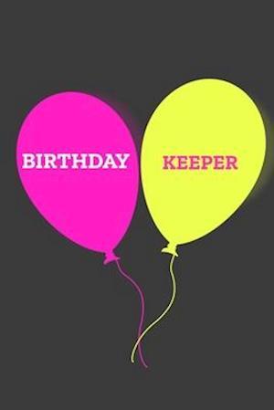 Birthday Keeper