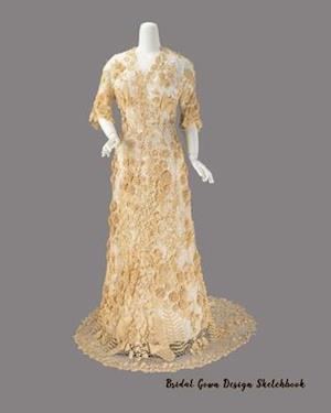 Bridal Gown Design Sketchbook