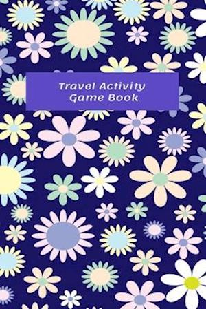 Travel Activity Game Book