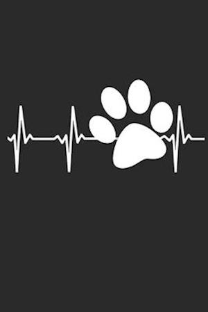 Paw Heartbeat Love Pets