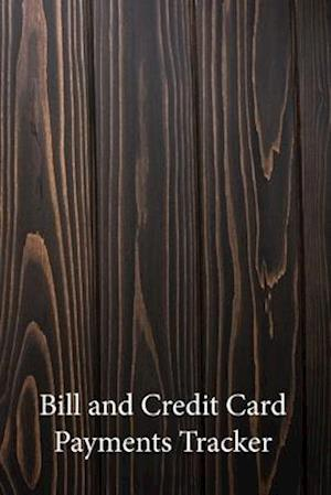 Bill and Credit Card Payments Tracker