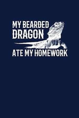 My Bearded Dragon Ate My Homework