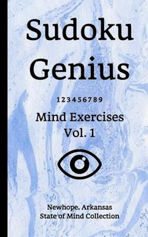 Sudoku Genius Mind Exercises Volume 1