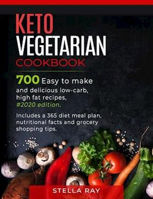 Keto Vegetarian Cookbook